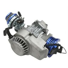 2 Stroke Pull Start Engine Motor 49/47/50cc Pocket Dirt Bike ATV Go kart Chopper
