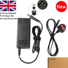 For HP Pavilion G6 Series Charger Power Supply Laptop AC Adapter + UK Cable