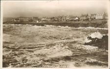 Real photo Iona village from the north east 1938 JB white