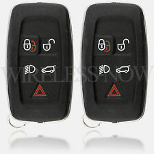 2 Car Key Fob Entry Smart Remote For 2010 2011 2012 2013 2014 2015 Landrover LR4