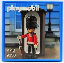 Garde Royal + Corps de Exclusif Édition Playmobil 9050> Beefeater Emballage