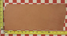 """HORWEEN ORCHID TUMBLED ESSEX W/ YUKON 5 oz. LEATHER 16.5""""x6.5"""" NAT. QLTY"""