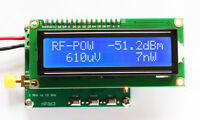 1MHz~10GHz -50~0dBm RF power meter Can set RF Power Attenuation value