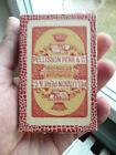 Ancien jeu de cartes PELLISON COGNAC 54 Cartes