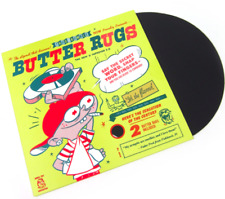 """Butter Rugs 12"""" Slipmats: The New and Improved 3.0 from Thud Rumble!"""
