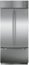 "New ListingSub-Zero Bi-36Ufdid/S-Th 36"" Built in French Door Refrigerator - Stainless Steel"