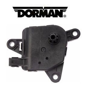 For Chrysler Aspen Dodge Ram SRT Heater Blend Door Actuator Dorman 604-002
