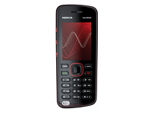Nokia XpressMusic 5220 - RED (Unlocked) Mobile Phone