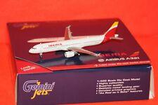 GEMINI JETS GJ1494 IBERIA  AIRBUS A321 reg EC-ILO 1-400 SCALE