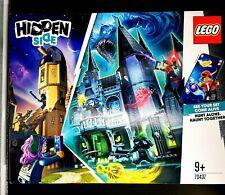 Lego® Hidden Side 70437  Geheimnisvolle Burg neu ungeöffnet