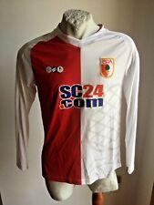 MAGLIA CALCIO FC AUGSBURG SC24.COM FUSSBALL TRIKOT FOOTBALL SHIRT 2009 HOME