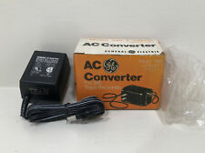 VINTAGE GE General Electric 3-5901B AC/DC Converter Output 6v Or 7.5v BRAND NEW