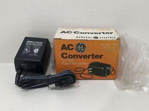 VINTAGE GE General Electric 3-5901B AC/DC Converter Output 6v Or 7.5v BRAND NEW
