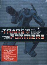 Transformers: The Complete Series [15 Discs] (2011, DVD NIEUW)15 DISC SET