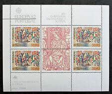 EUROPA Timbre PORTUGAL Stamp - Yvert et Tellier Bloc n°36 n** (Y3)