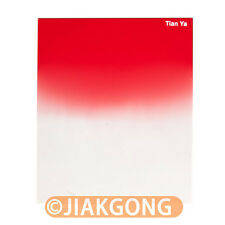 TianYa Gradual Red Colour Filter for Cokin P series