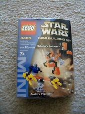 LEGO Star Wars - Rare 4485 Sebulba's Podracer & Anakin's Podracer - New & Sealed