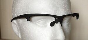 Rudy Project NOYZ Sunglasses Matt Black Frame ONLY No Lenses Ref:NB329*
