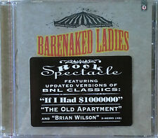 BARENAKED LADIES - ROCK SPECTACLE - SEALED CD WITH HYPE STICKER
