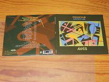 FRANCOIS HOULE & HAVARD WIIK - AVES / CANADA DIGIPACK-CD 2013