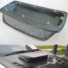 For Subaru Impreza Gg Wrx Sti 2002-03 Hood Bonnet Intake Vent Scoop Carbon Fiber
