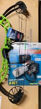 PSE D3 GREEN Bowfishing Compound Bow,FISHING TNT REEL REST FINGERS,