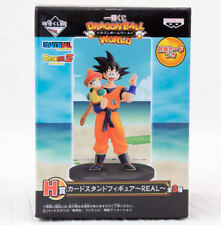 Dragon Ball Z Goku E Gohan Mini Figure Ichiban Kuji World Prize Lot H PVC Figure