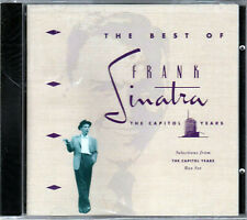 FRANK SINATRA The BEST OF The CAPITOL YEARS on a CD Album GREATEST HITS Music by