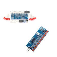 DIY Kit Running Flow LED Light Production Suite Electronic NE555+CD4017 YE