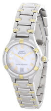 Anne Klein Mother of Pearl Dial Two Tone Bracelet Quartz Watch 10/3248-9