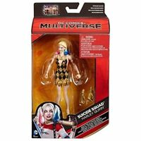 Suicide Squad Harley Quinn 6 Inch DC Comics Multiverse Action Figure (BOXED)