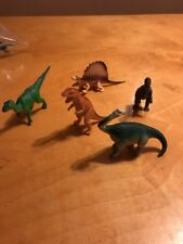 "Lot Of Dinosaurs 3"" T10 Q"