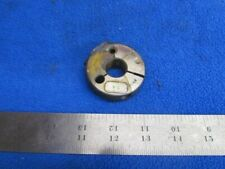 13/16 - 20 3A Not Go Ring Gage by Sossner H-797