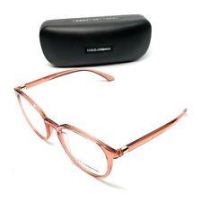Dolce & Gabbana DG 5033 3148 Pink Women Authentic Eyeglasses Frame 50-20