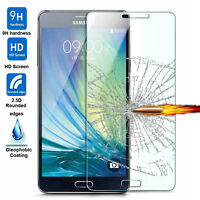 9H Premium Tempered Glass Screen Protector For Samsung Galaxy A3/A5/A7 2016/2017