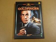 SPECIAL EDITION DVD BOX / JAMES BOND 007 - GOLDFINGER