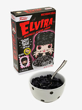 GOTHIC EXCLUSIVE FUNKO ELVIRA MISTRESS OF THE DARK FUNKO'S CEREAL AND POCKET POP