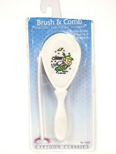 Rare Vintage 1994 Cartoon Classics Baby King Co Jetsons Baby Brush & Comb Moc