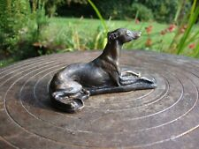 More details for north light whippet  in foundry bronze