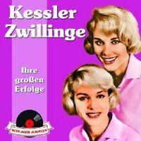 KESSLER ZWILLINGE - SCHLAGERJUWELEN-IHRE GROSSEN ERFOLGE  CD NEU