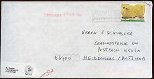 Netherlands 1993 Cover To Germany #C14459