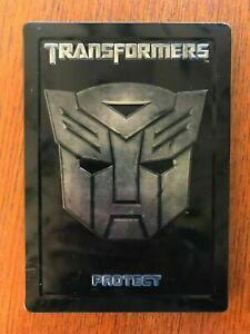 Transformers - 2 Disc Steelbook DVD Region 4 DISC'S LIKE NEW