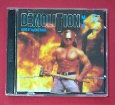 Demolition Mix - 2 CDs - USADO - BUEN ESTADO