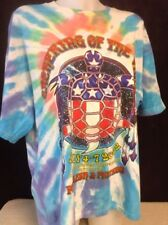 GATHERING OF THE VIBES 2002 CONCERT T-SHIRT Lesh GRATEFUL DEAD Albany NY