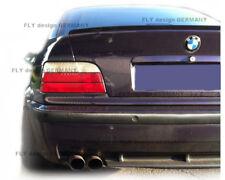 für BMW E36 LIMOUSINE M3 SPOILER lip HECKSPOILER FLÜGEL ABRISSKANTE * LACKIERT *