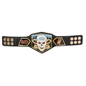 Official WWE Authentic Stone Cold Steve Austin Championship Mini Replica Title