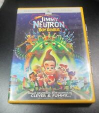 Jimmy Neutron - Boy Genius, Good DVD, Kimberly Brooks (III), Megan Cavanagh