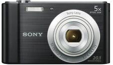 Sony Cyber-shot Dsc-w800 digital Camera Black RR