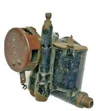 Vintage Bronze Zenith Carburettor - Type 26 HZ - Flange Fitting Side Draft