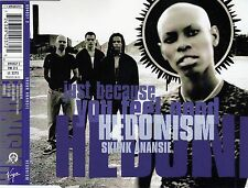 SKUNK ANANSIE : HEDONISM / CD - TOP-ZUSTAND